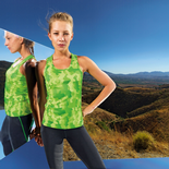 Women's TriDri Hexoflage performance vest - TR026